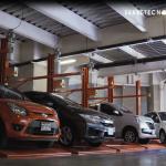 Elevautos – soluciones de estacionamiento